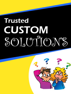 trusted custom solutions, solutions blog, design, dayton design, satire