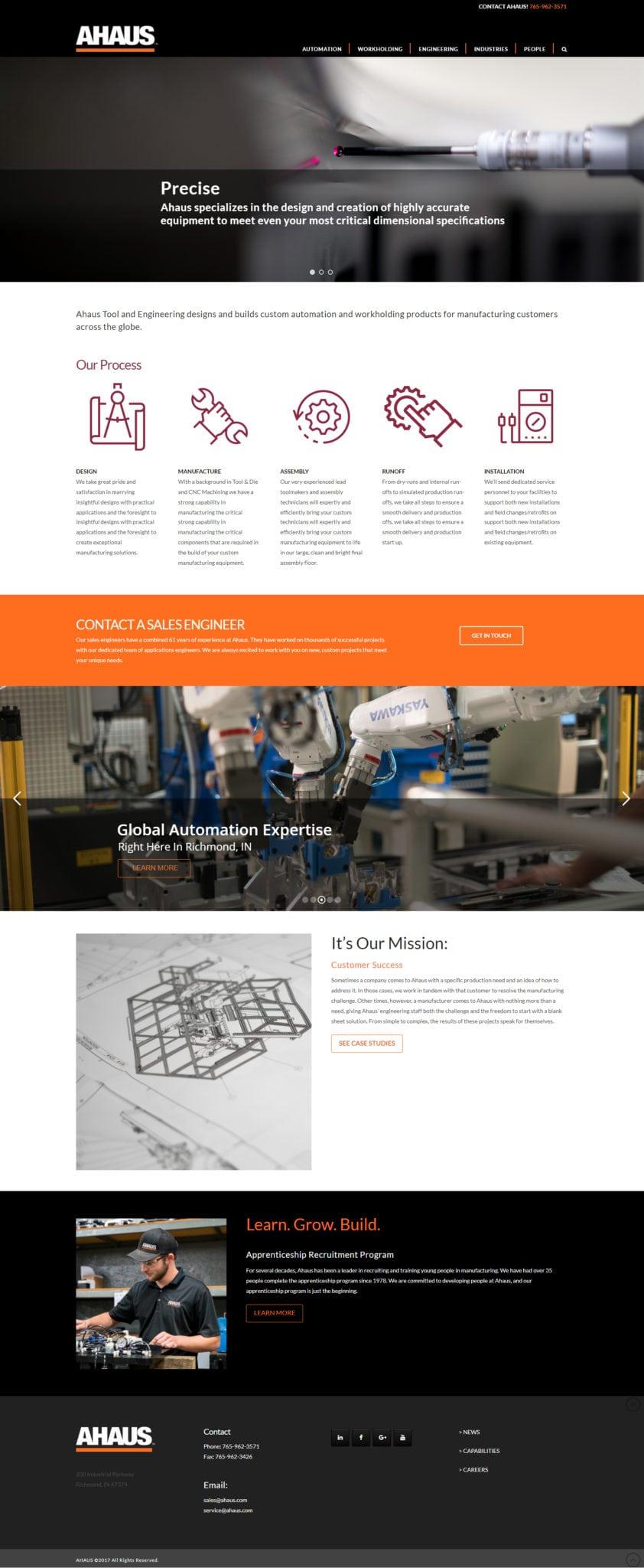 ahaus tool website
